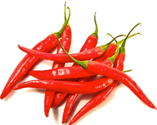 Red Hot Chilli (1lbs)