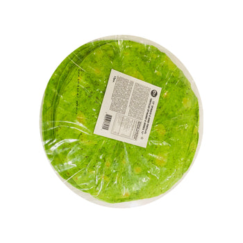 "Chef Nutri 12"" Spinach & Herb Tortillas  (Pack of 12)"