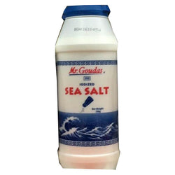 Mr. Goudas Sea Salt 700G