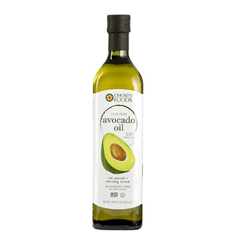 Chosen Foods 100% Pure Avocado Oil 750ml