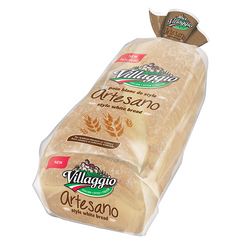 Villaggio Artesano White Bread 600G