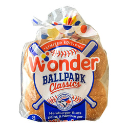 568G Wonder Ballpark Classics Hamburger Buns