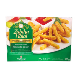 Zabiha Halal Chicken Fries, 800g