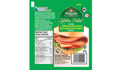 Maple Lodge Farms Zabiha Sliced Original Chicken Bologna 375G