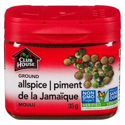 Club House Ground All Spice 35G