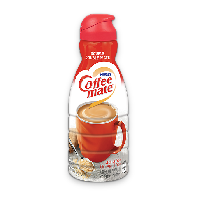 Coffee Mate Double-Double Coffee Whitener, 946ml