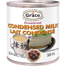 Grace Sweetened Condensed Milk 300ML