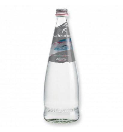 San Benedetto Spring Water - Glass Bottle (12x750mL)