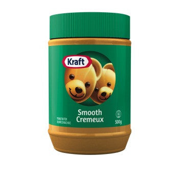 Kraft Peanut Butter Smooth 500G