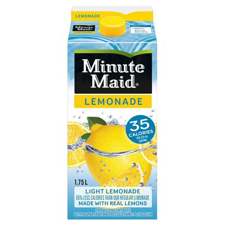 Minute Maid Lemonade, 1.75L