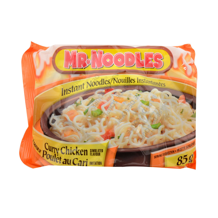 Mr. Noodles Curry Chicken 85G