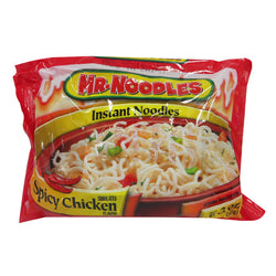 Mr. Noodles Spicy Chicken Flavour Instant Noodles 85G