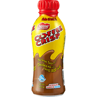 Nestle Coffee Crisp Milkshake, 473ML