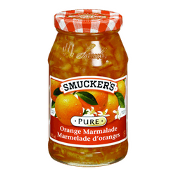 Smucker's Pure Orange Marmalade Jam 500ML