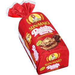 Sun Maid Raisin Cinnamon Swirl  450G