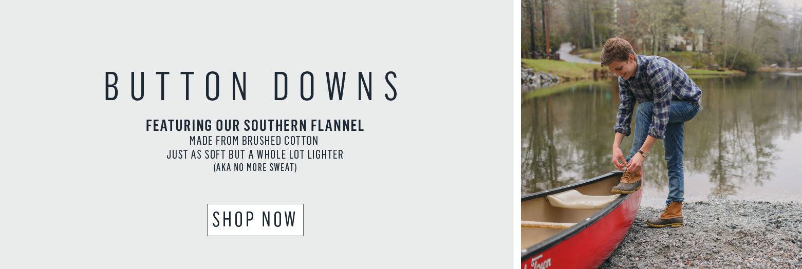 Button-Downs | Southern Proper