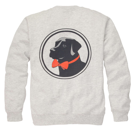 Southern Proper - Original Lab Sweatshirt: Grey