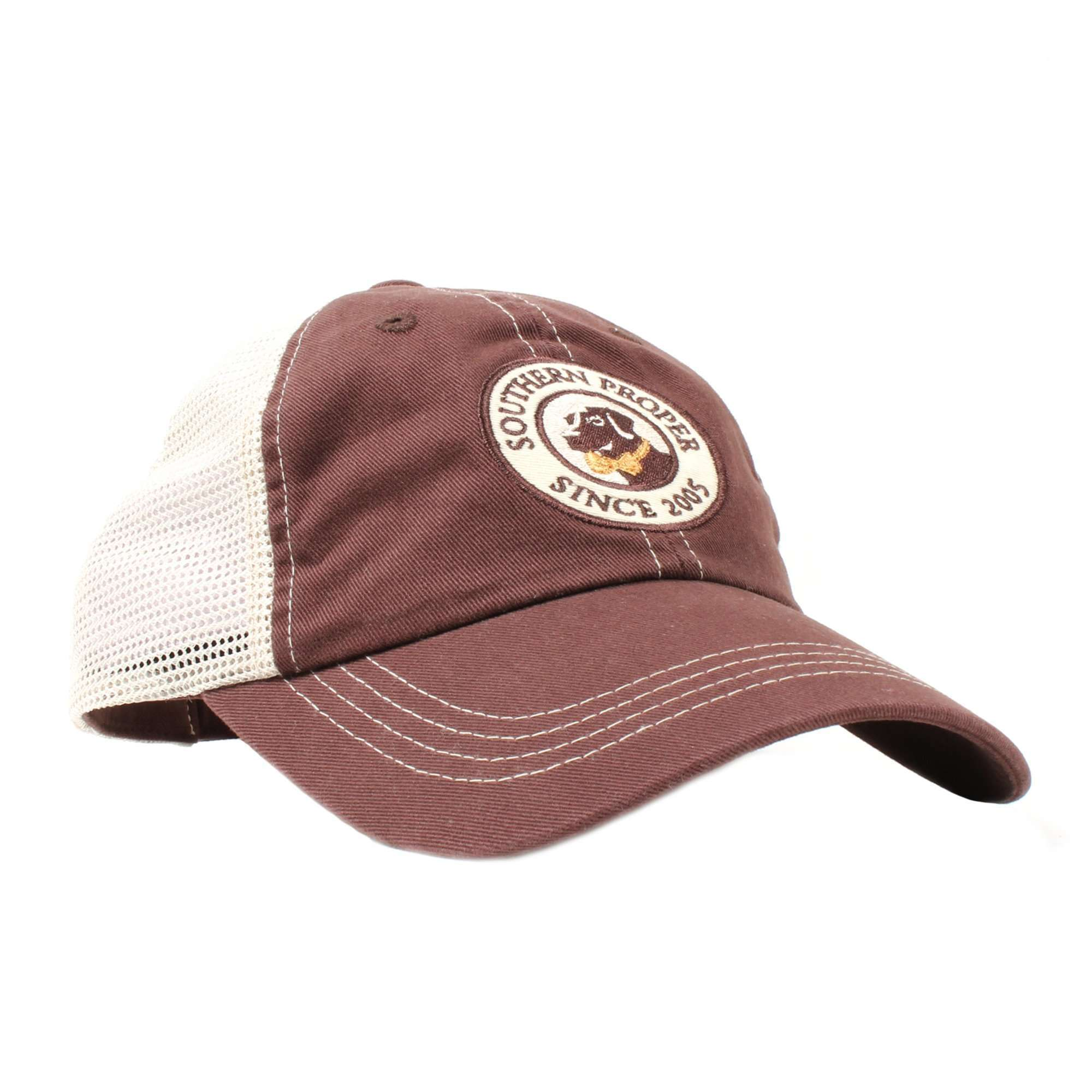 Trucker Hat: Chestnut