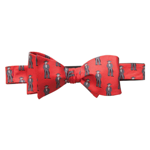 Southern Proper - Mississippi Gentlemen Bow: Red