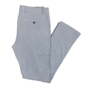 Southern Proper - Emerson Pant: Patriot Blue Ticking Stripe