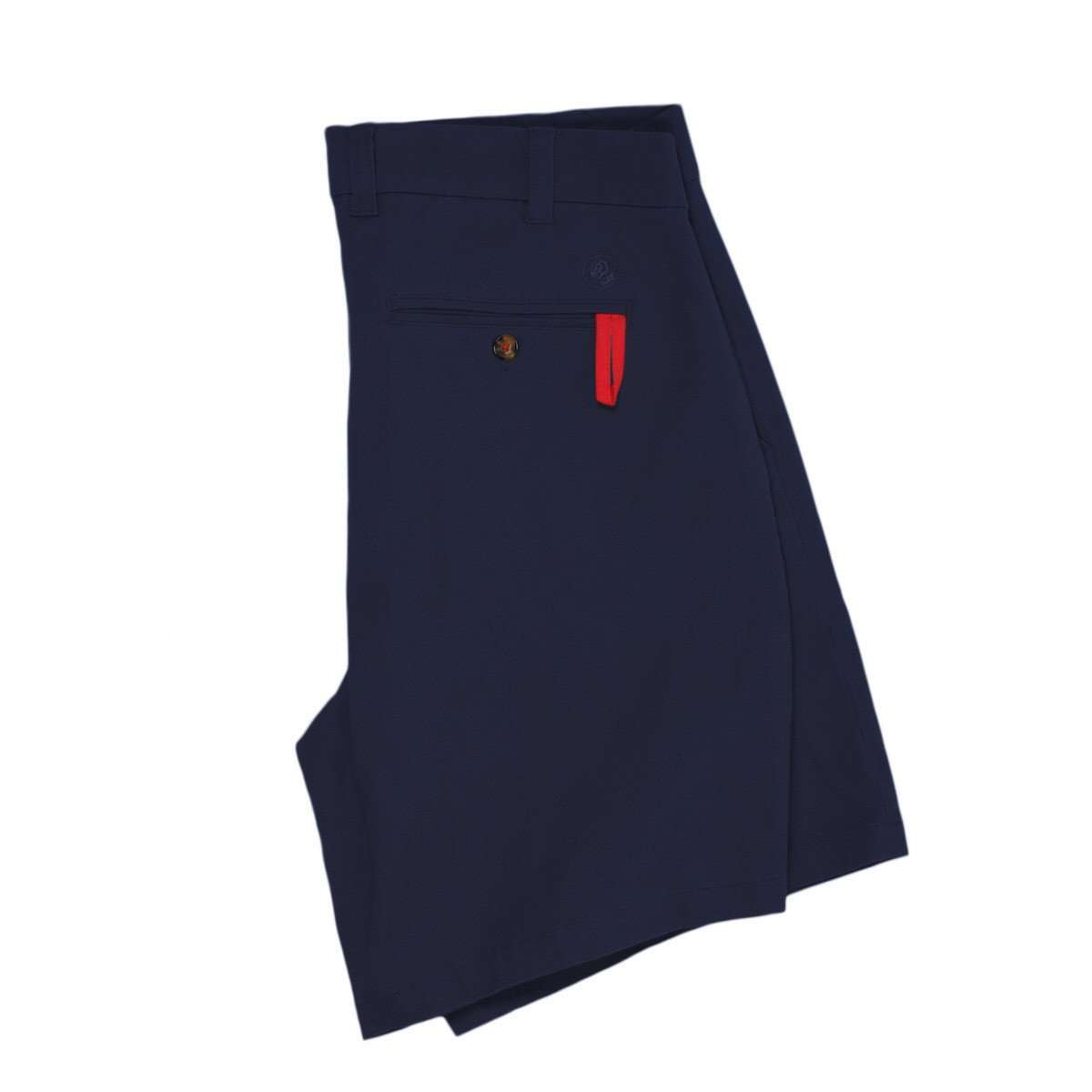 Rally Short: Midnight Blue