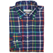 Southern Proper - Lauderdale Shirt: Seagrove Plaid