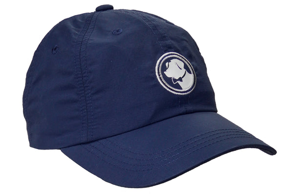 Southern Proper - Performance Frat Hat: Patriot Blue