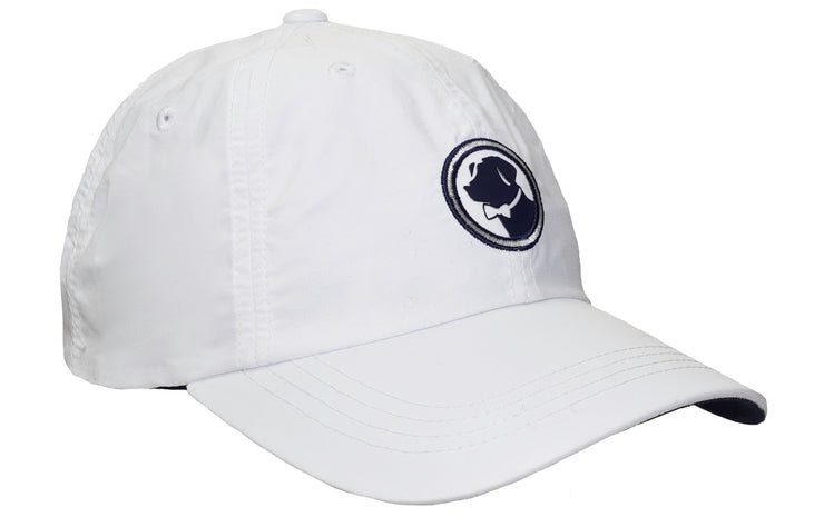Southern Proper - Performance Frat Hat: White