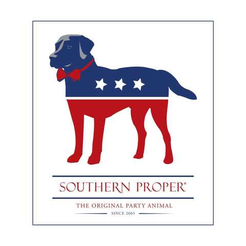 Southern Proper - Party Animal Sticker