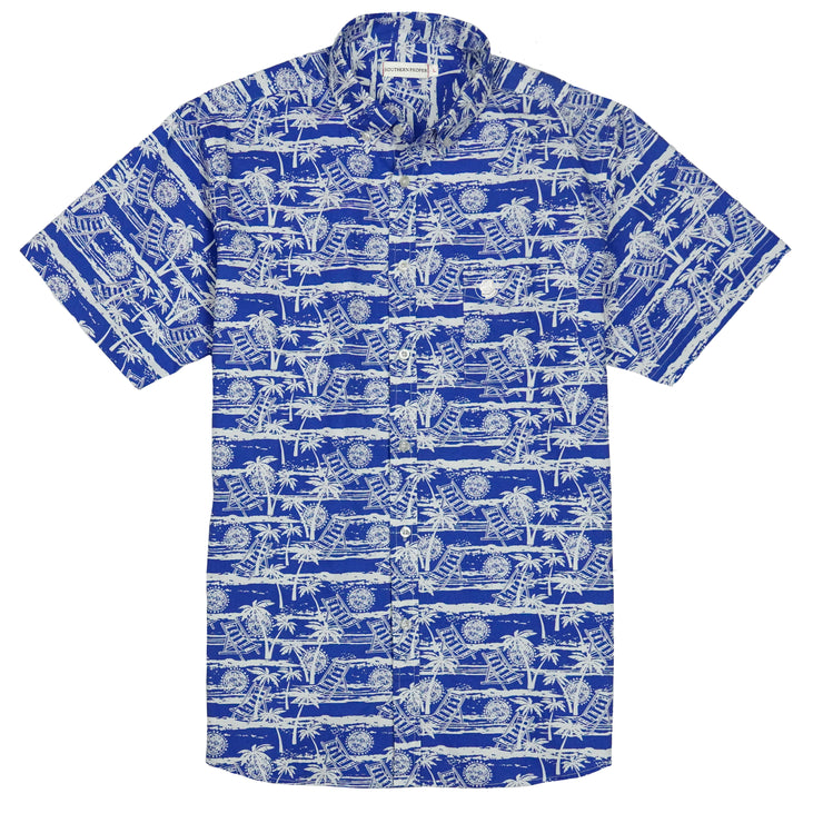Southern Proper - Social Shirt: Beach Day