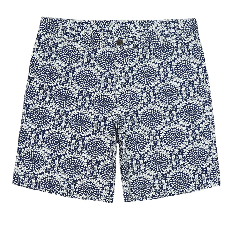 Southern Proper - Society Short: Porch Medallion