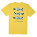 Southern Waters Tee: Snap Dragon