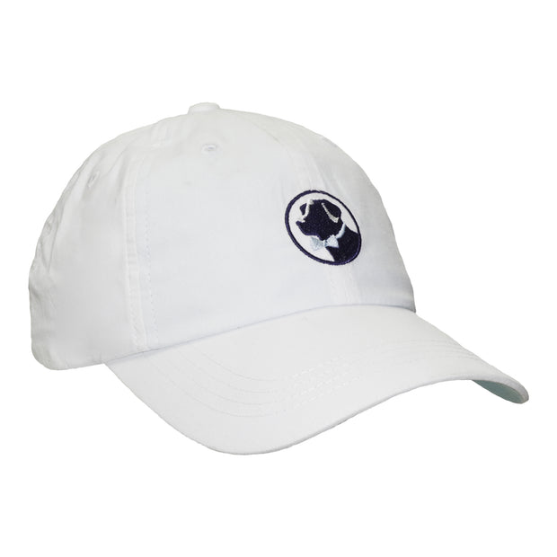 Southern Proper - Summer Weight Frat Hat: Porch White