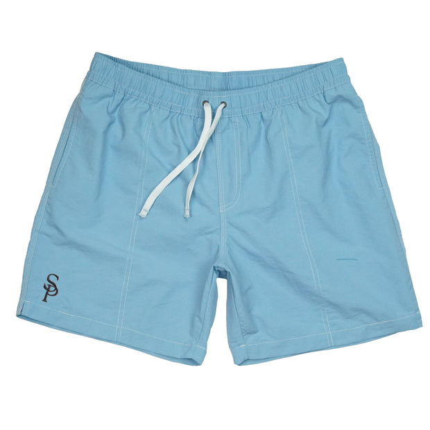 Southern Proper - Boys - Swim Shell: Blue Shadow