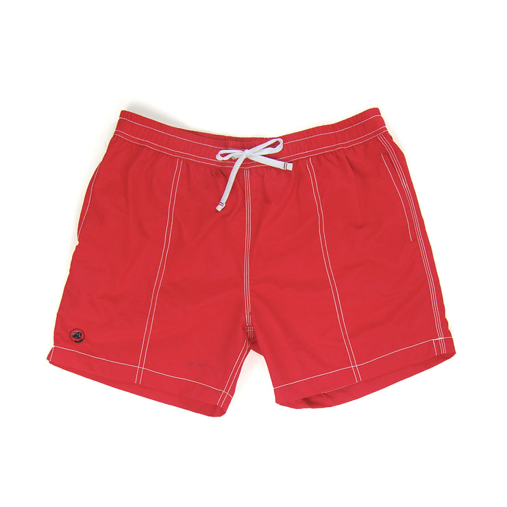 Southern Proper - Swim Shell: Proper Red