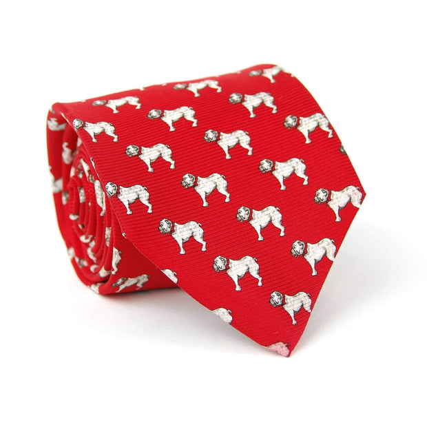 Southern Proper - Top Dog Tie: Red