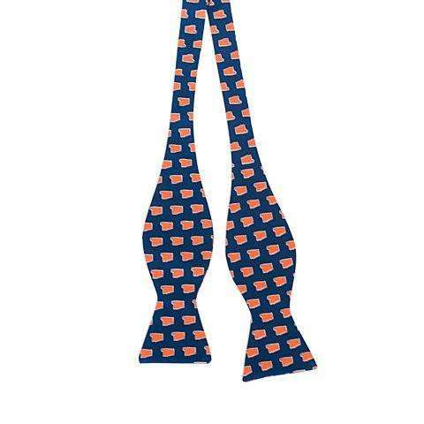 Southern Proper - Alabama Gameday Bow: Navy