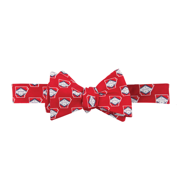 Southern Proper - AR Traditional Bow: Red
