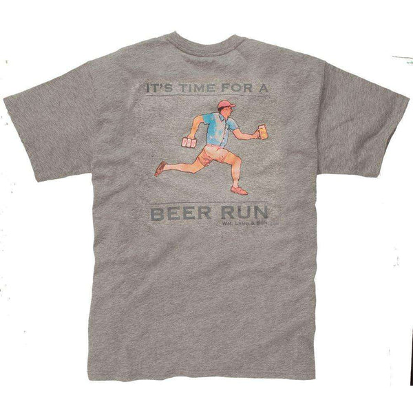 Southern Proper - The Wm. Lamb & Son Beer Run Tee