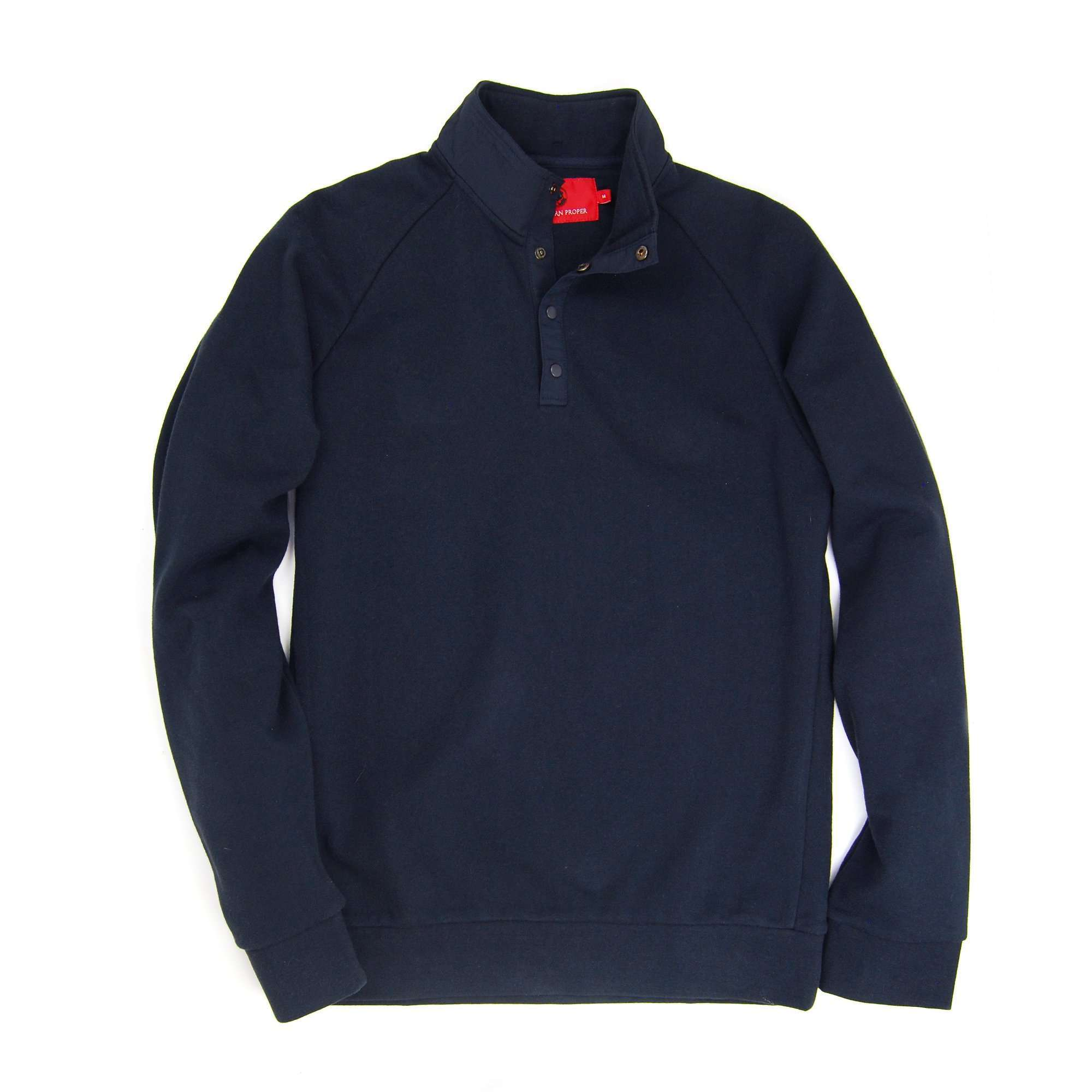 Blue Ridge Pullover - Blueberry