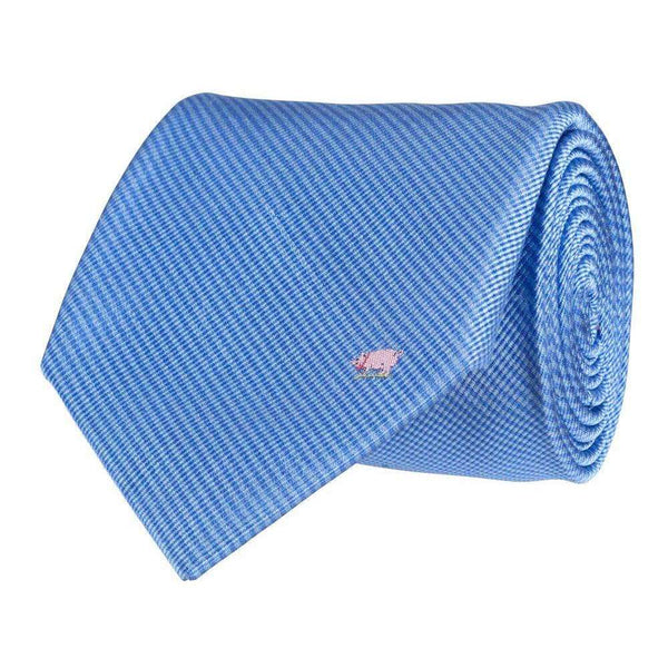 Southern Proper - Pig Tie: Blue