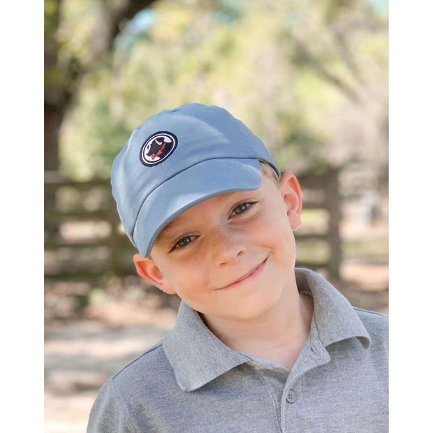 Southern Proper - Boys - Little Frat Hat: Blue