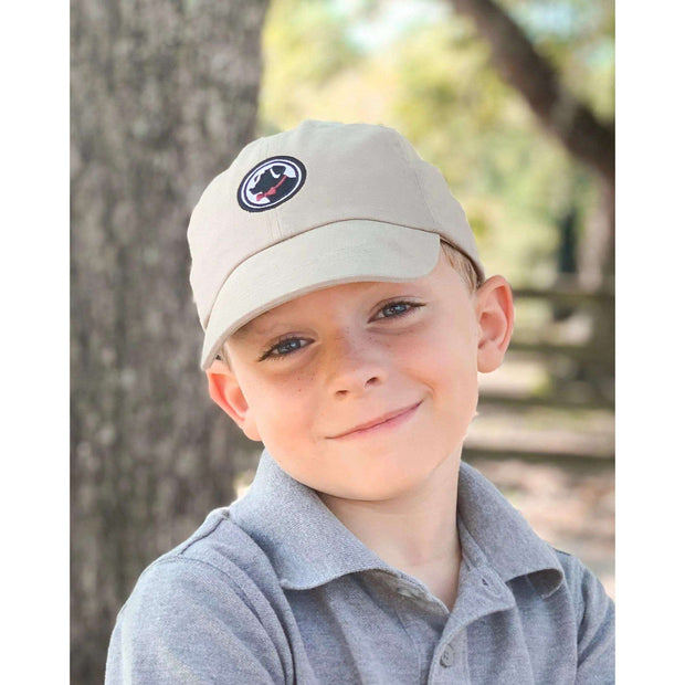 Southern Proper - Boys - Little Frat Hat: Khaki