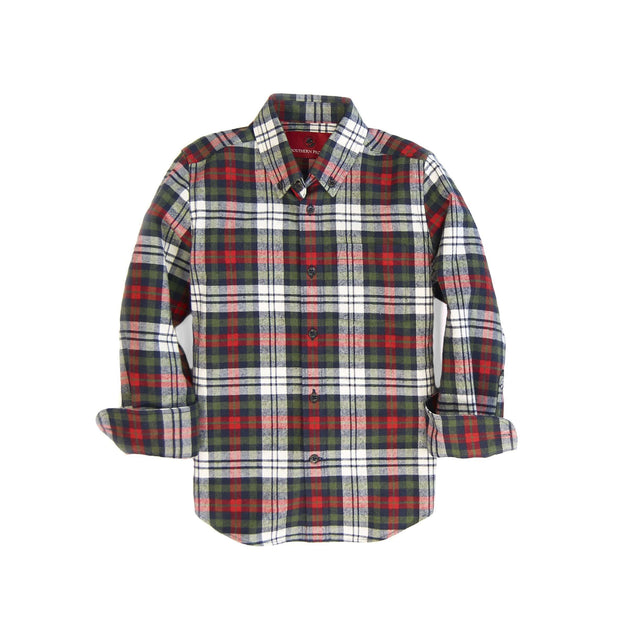 Southern Proper - Boys - Southern Flannel: Greenwood
