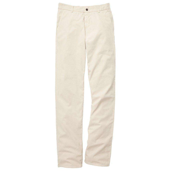 Southern Proper - Campus Pant: Stone