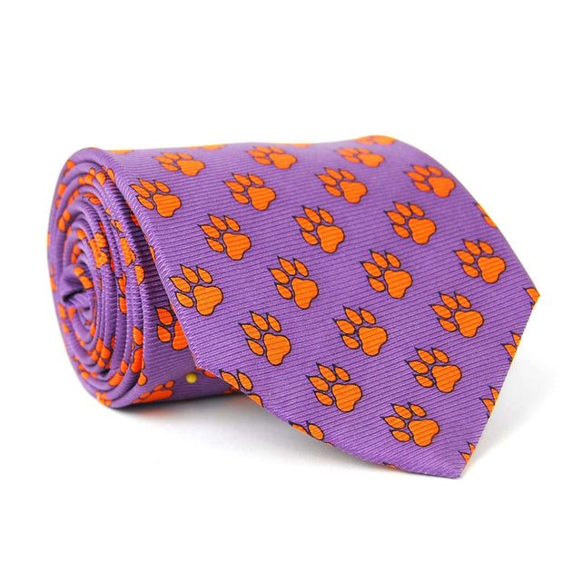 Southern Proper - Cat Scratch Fever Tie: