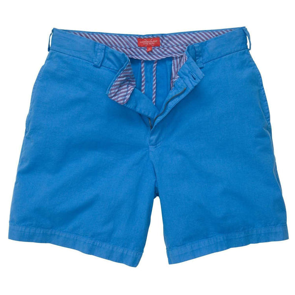 Southern Proper - Club Short - Bocce Blue