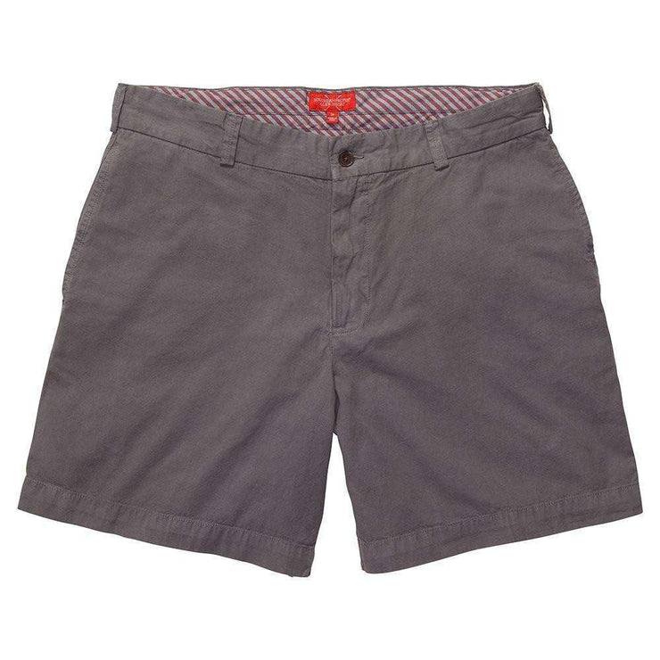 Southern Proper - Club Short - Grey