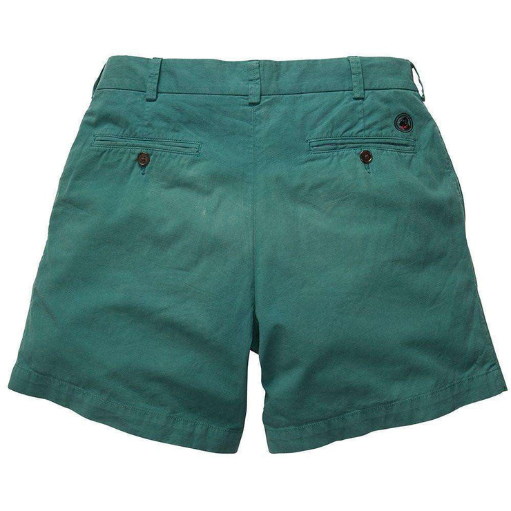 Southern Proper - Club Short - Sea Island Green
