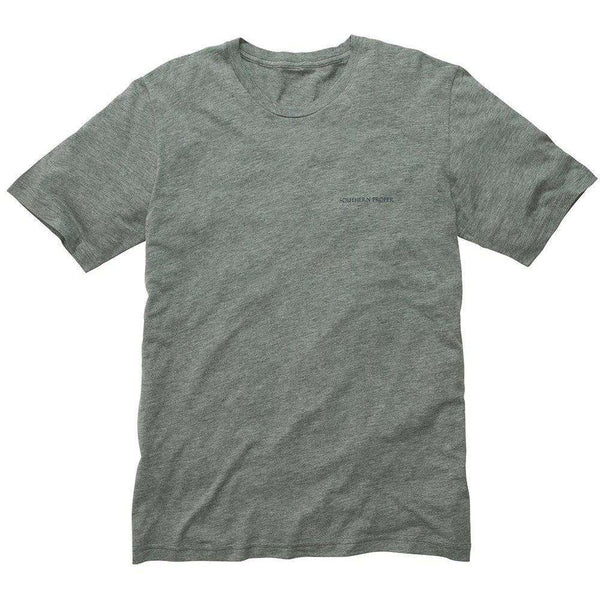 Southern Proper - Cocktail Conversation Tee - Grey